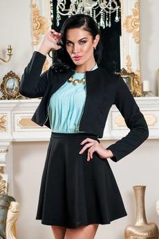 Костюм: юбка и жакет Angela Ricci